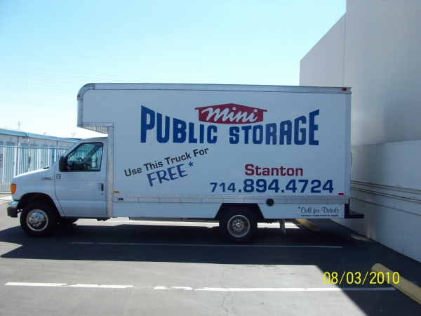 Mini Public Storage - Stanton Self Storage - Photo 5