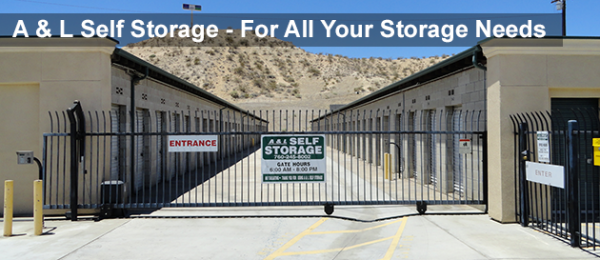 A&L Self Storage - Photo 1