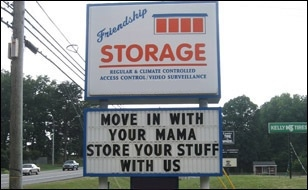 Friendship Storage - Photo 1