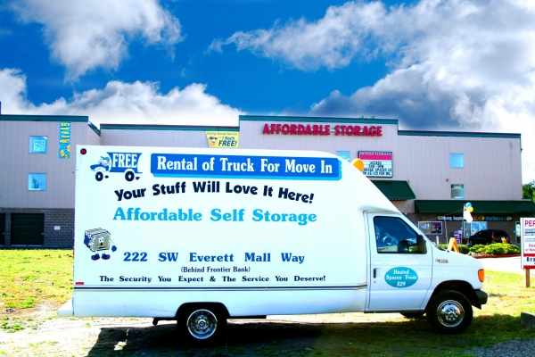 Affordable Self Storage - Everett - Photo 7