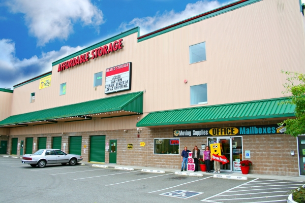 Affordable Self Storage - Everett - Photo 1