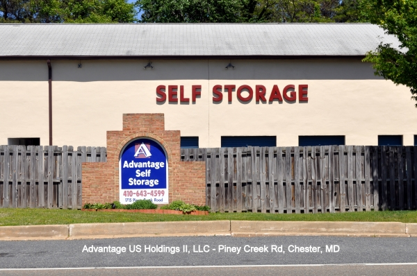 Advantage Self Storage - Kent Island - Photo 1