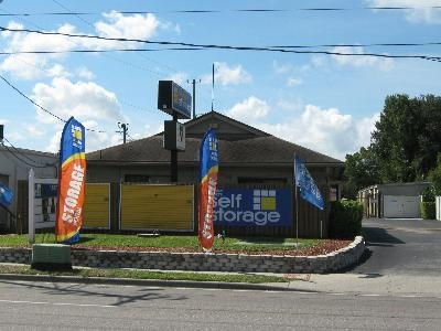 Uncle Bob's Self Storage - Tampa - 7550 W Waters Ave - Photo 1