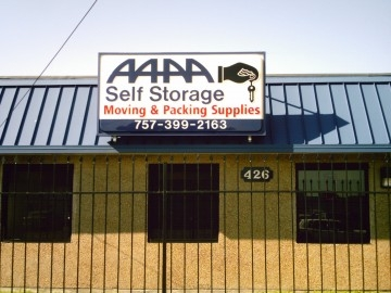 AAAA Self Storage - Portsmouth - Elm Ave. - Photo 2