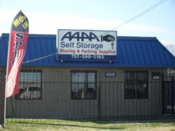 AAAA Self Storage - Portsmouth - Elm Ave. - Photo 3