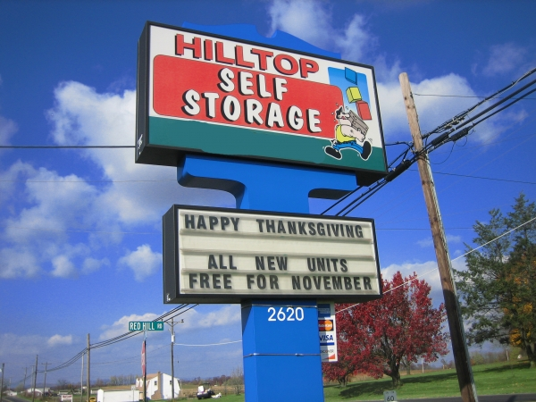 Hilltop Self Storage - Photo 1