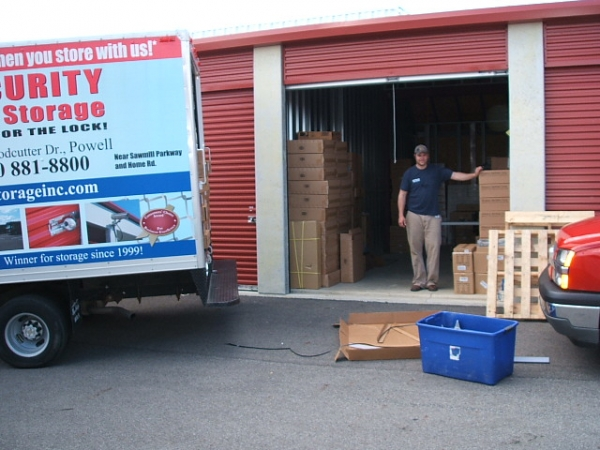 Security Self Storage - Golf Village - Photo 3