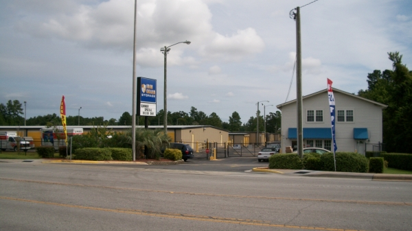 Iron Guard Storage - Jacksonville - Gum Branch Road - Photo 1