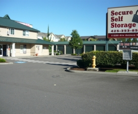 photo of Everett Secure Self Storage