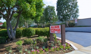 photo of Allsize Storage Yorba Linda