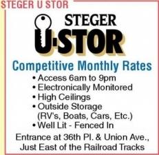 photo of Steger U Stor