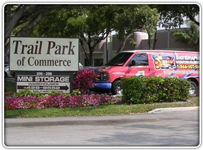 photo of Trail Park Self Storage