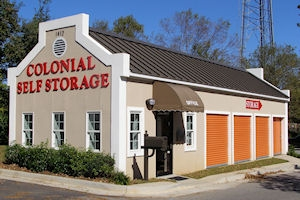 photo of Colonial Self Storage