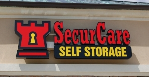 photo of SecurCare Self Storage - Raleigh - Beryl Rd