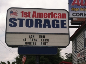 photo of 1st American Storage - Ocala
