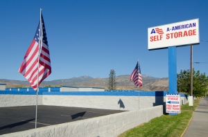 photo of A-American Self Storage - Florida Ave