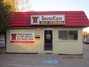 photo of SecurCare Self Storage - Bedford - Norwood Dr.