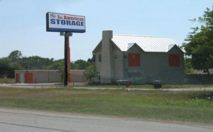 photo of 1st American Storage - Loop 1604