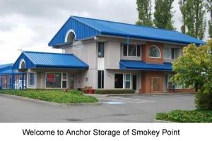 photo of Anchor Storage of Smokey Point