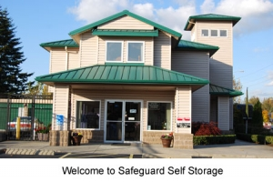 photo of SafeGuard Self Storage