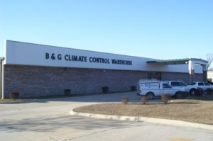 photo of B&G Self Storage