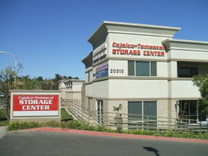 photo of Cajalco - Temescal Storage Center