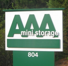 photo of AAA Mini Storage