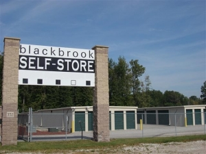 photo of Blackbrook Self Store