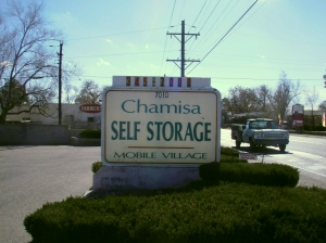 photo of Chamisa Storage