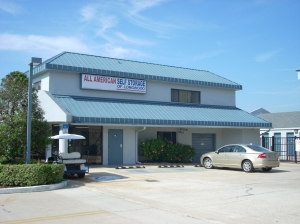 photo of All American Self Storage of Longwood