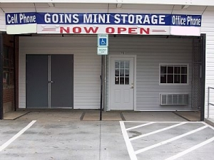 photo of Goins Mini Storage
