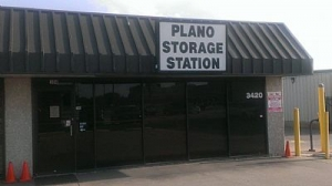 photo of Plano Storage Station