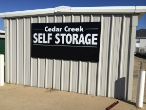 photo of Cedar Creek Self Storage