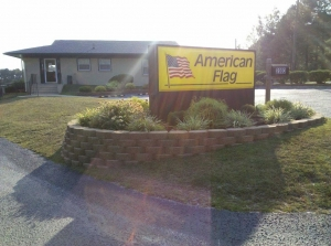 photo of American Flag Self Storage - Santa Fe Drive
