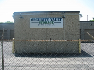 photo of Security Vault Storage