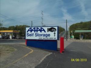 photo of AAAA Self Storage - Arlington
