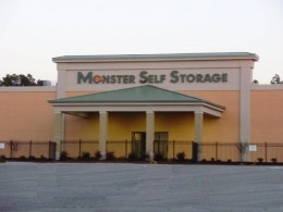 photo of Monster Self Storage @ Two Notch