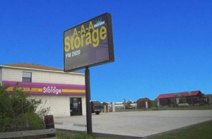 photo of AAA Storage FM-2920 & Postal Center