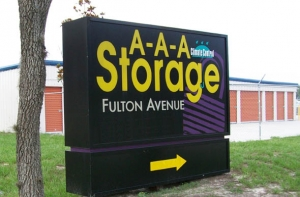 photo of AAA Storage Fulton & Postal Center