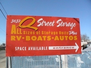 photo of Q Street Storage