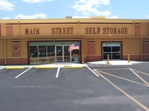 photo of Main Street Self Storage on Magnolia