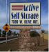 Peoria self storage from Active Discount Storage
