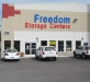 Auburn self storage from Freedom Storage Centers - Milton