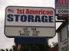 Ocala self storage from 1st American Storage - Ocala