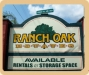 Thonotosassa self storage from Ranch Oak Estates Mobile Home Park & Mini Storage