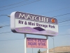 Las Vegas self storage from Maycliff Mini Storage & RV Park