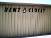 St. Petersburg self storage from Rent A Closet - Pinellas Park