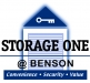 Kent self storage from Storage One at Benson