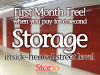 Anchorage self storage from Storio Self Storage - Fireweed