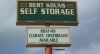 Shreveport self storage from Bert Kouns Self Storage